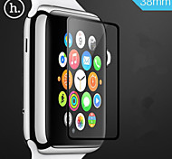HOCO R Lucency Wrist Watch Full Screen Tempered Glass Screen Protector for Apple Aatch 38MM 42MM