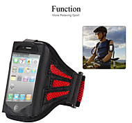 Gym Exercise Cover with Tune Belt Workout Running Sports Armband for iPhone 6+/6S+(Assorted Colors)