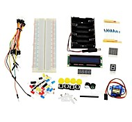 Basic Learning Kit for Arduino Universal Acessory Kit