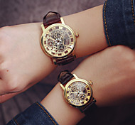 Hollow Analog Quartz Wrist Watch Women Watch Student Watch Couple  Watch(Assorted Colors) Cool Watches Unique Watches Fashion Watch