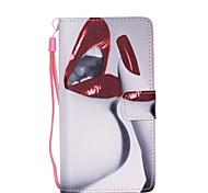 Flaming Lips modello PU custodia in pelle per Huawei p8 lite