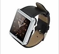 U10L Bluetooth SmartWatch Luxury Sports WristWatch Life Waterproof Smart watch For IOS Android Samsung Galaxy S6