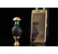 Clear View Mirror Flip Case Cover Original Transparent Case ForiPhone 6 Plus/6S Plus(assorted Color)