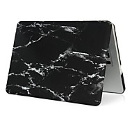 "New Super Cool Black Marble Rubberized Hard Case  Cover for Macbook Pro 13""/15"""