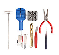 Watch Repair Tool Kit Set Pin Strap Remover 16 Pieces