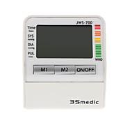 cuidados de saúde pulso automático de pressão arterial digital medidor monitor de tonômetro para medição e taxa de pulso