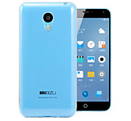 EXCO ZT331 Transparent TPU Full Cover Phone Case (For Meilan Note 2)