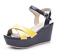 PU sandales femmes aokang® - 132823212