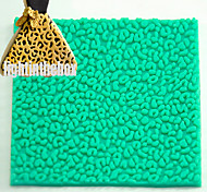 Spot Leopard Print Texture Grain Printing Baking DIY Silicone Chocolate Sugar Cake Mold Color Random