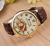 Woman Rose Wrist  Watch