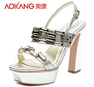 Aokang® Women's Leather Sandals - 342818039