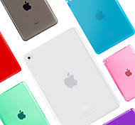 Transparent Thin Protective Shell for iPad Air 2 (Assorted Colors)