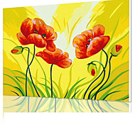 DIY Digital Oil Painting  Frame Family Fun Painting All By Myself   Thriving  X5051