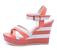 PU sandales femmes aokang® - 132823221