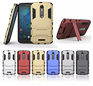 Combo Feel Comfortable with Stand Protective Sleeve for Galaxy J3/J2/J1Ace (Assorted Colors)