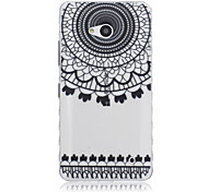 Sunflower Pattern Material TPU Phone Case for Nokia N640