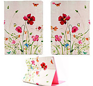 Individual Flowers Painted Holster for iPad Pro(Assorted Colors)
