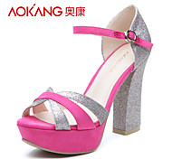 Aokang® Women's Leather Sandals - 132811006