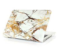 Marble Pattern Hard Case for Macbook Pro13.3'' & 15.4'' Protect for Macbook Cover 13.3'' 15.4'' Pro No Retina