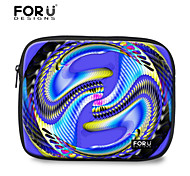 "For U Designs 10""Streeeful Printing Laptop Sleeve Case for Ipad"