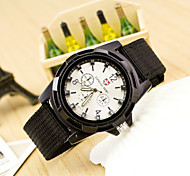 Men's Watch Sports Watch Simple Style  Round Dial