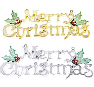 Merry Christmas Sign Letters 30CM