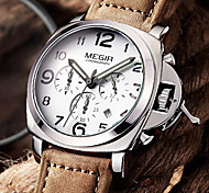 MEGIR® Men's Quartz Watches Fashion Sport Wristwatch Pointer with A Luminous Waterproof Luxury Brands Cool Watch Unique Watch