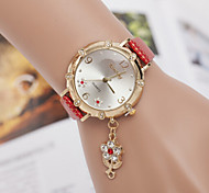 Woman Pendant Wrist  Watch