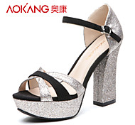 Aokang® Women's Leather Sandals - 132811005