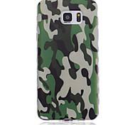 nuove ondate modello mimetico scivolare maniglia TPU soft phone per Samsung Galaxy Note 5/4/3