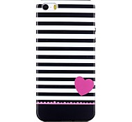 Love Pattern TPU Phone Case for iPhone 5/iPhone 5S