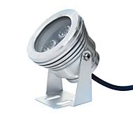 1 pièce jiawen 9 W 3 LED Haute Puissance 720~800 LM Blanc Chaud / Blanc Froid Etanches Lumière Sous-marine DC 12 V