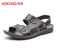 Aokang® Men's Leather Sandals - 121723113