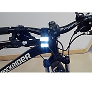 Mtigersports ® Road Bike LED Front Light  White Led   60 Lumens 3 Modes Clip Design/ USB Charging / Easy to Fit