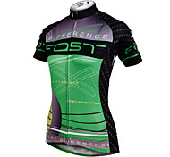ilpaladinoSport Women Short Sleeve Cycling Jersey New Style Distinctive  DX599 100% Polyester