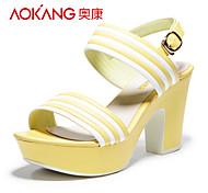 Aokang® Women's Leatherette Sandals - 142825008