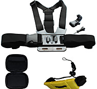 Gopro Accessories Mount / Straps / Bags/Case / Accessory Kit ForGopro Hero 2 / Gopro Hero 3 / Gopro Hero 3+ / All Gopro / Gopro Hero 4 /