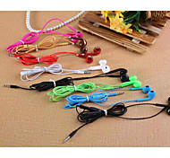 Music King Earphone Five-Colours Optional