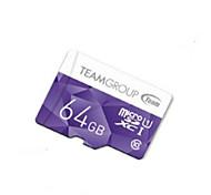 64GB Class 10 MicroSD/MicroSDHC/MicroSDXC/TFMax Read Speed10 (MB/S)Max Write Speed10 (MB/S)