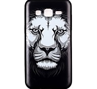 Lion TPU Material Cell Phone Case for Samsung GALAXY G360/J1/J2/G5308/9082/