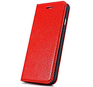 All Leather Shell / Support / Clamshell Mobile Phone Protective Sleeve For Iphone6 Plus Mobile Phone
