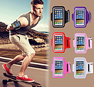 Waterproof Sports Running Arm Band Mobile Phone Arm Holder Pounch Band Belt Case For iphone 5/5S/5C (Assorted Colors)