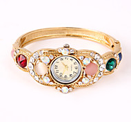 Women's Watch Diamante Fashion Metal Bracelet Cool Watches Unique Watches