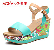 Aokang® Women's Leather Sandals - 342823002