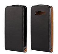 For Samsung Galaxy Case Flip Case Full Body Case Solid Color PU Leather Samsung S3