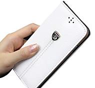 pu protettivo Staffa inserimento manica per il iphone 6s 6 plus / iphone più (colori assortiti)