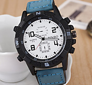 Men Leisure Quartz Sports Watch Cool Watch Unique Watch