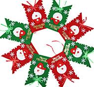 Bandeiras - Cores Sortidas - de Têxtil - Natal
