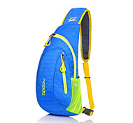 Shoulder Bag Chest Bag for Camping & Hiking Fishing Football Running Sports Bag Waterproof Wearable Multifunctional Running Bag 40-50L