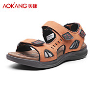 Aokang® Men's Leather Sandals - 141723015